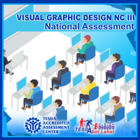 (10) Visual graphic design assessment