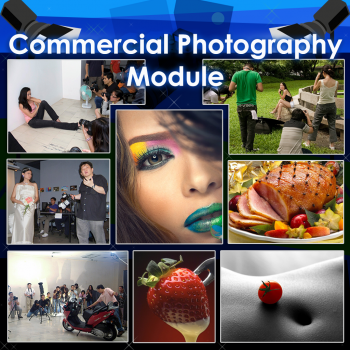 (4) Commercial Photography Module