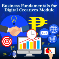 (8) Business Fundamentals for Digital Creatives Module