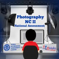 (9) Photography NC II assessment