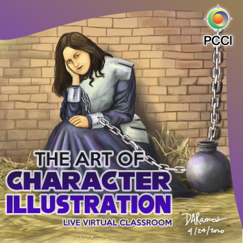 Whether you are a complete beginner or intermediate at character drawing, this is a great course to learn the core fundamentals in drawing and sketching characters. This class explores the various methodology of creating character illustrations which includes conceptualization, visual references and visual research.